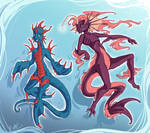 Dragon Ladies