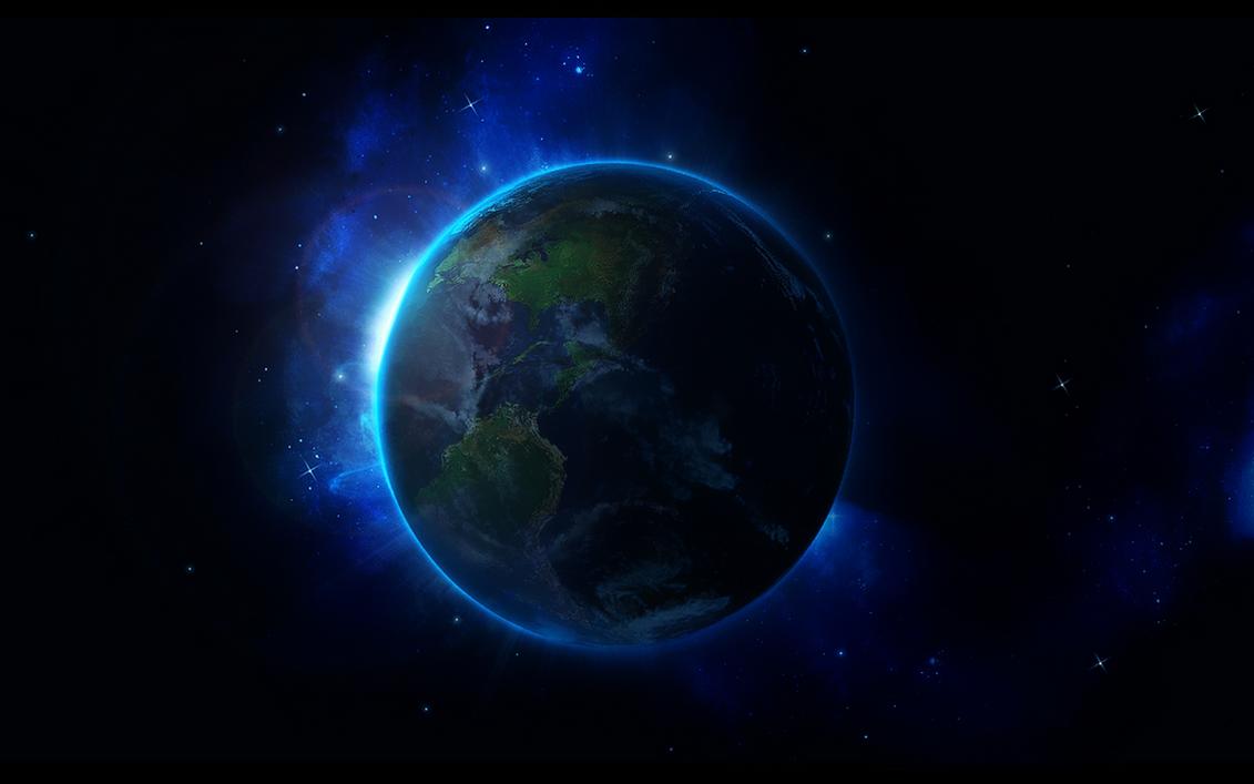 Planet Earth by michalmarekk