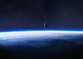 From space by michalmarekk
