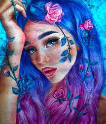 watercolor by LembaTatiana