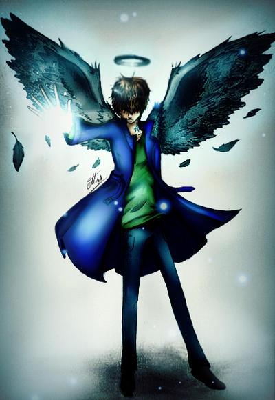 Fallen from Heaven by love354398