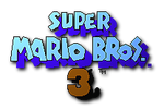 Super Mario Bros 3 Logo
