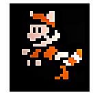 Super Mario Bros 3 Flying