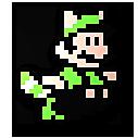 Super Mario Bros 3 - Luigi by Finalfo