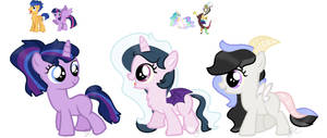 CHEAP Ship Filly Adopts [CLOSED]