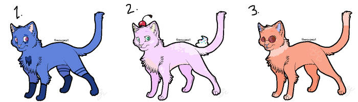 FREE Kitties GTA [CLOSED] by RoyalSwirls