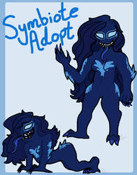 Symbiote Auction [CLOSED] by RoyalSwirls