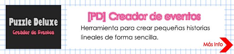 [PD] Creador de Eventos: Herramienta para crear pequeñas historias lineales de forma sencilla.