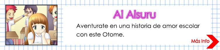 Ai Aisuru: Un Otome de amor escolar