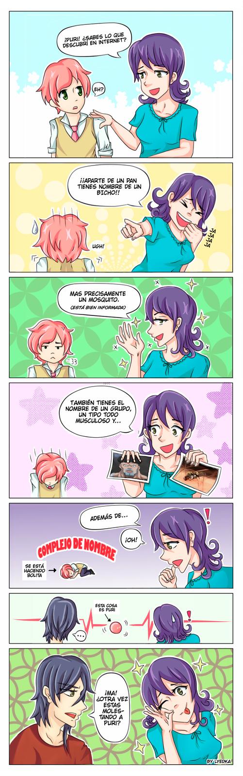 Puri-Puri [Comic]