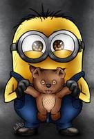 Minions  BOO YA! by Ro4le