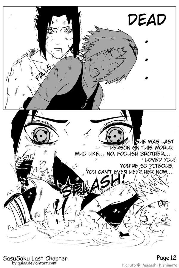 SasuSaku Last Chapter Page 12