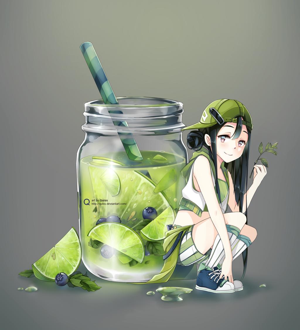 Lime jar