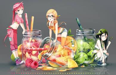 Jar girls