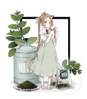 CATnMOUSE Mint Tea