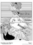 SasuSaku Last Chapter page 1
