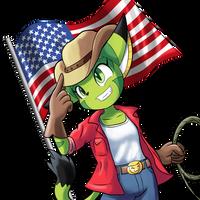 American Carol by goshaag
