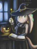 Halloween Milla by goshaag