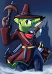 Witch Hunter Carol