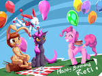 A cake for Retl by goshaag