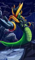Serpentine by goshaag