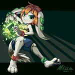 Milla Basset - Freedom Planet 2