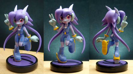 #7 - Sash Lilac custom Amiibo