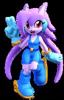 3d Lilac FP1