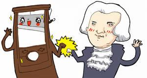 Robespierre and Giruteenu