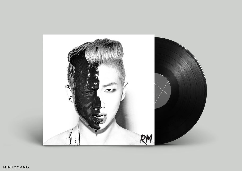 Edit 180319 Rm Do You Vinyl Album Cover By Aryandil On Deviantart