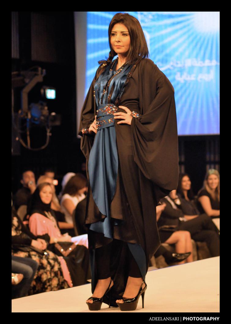 Persil Abaya Fashion Show 07 By Aldraco On Deviantart