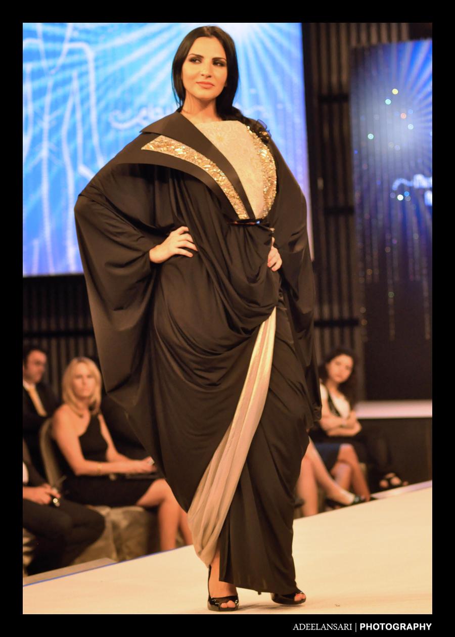 Pin Abaya Fashion Show On Pinterest
