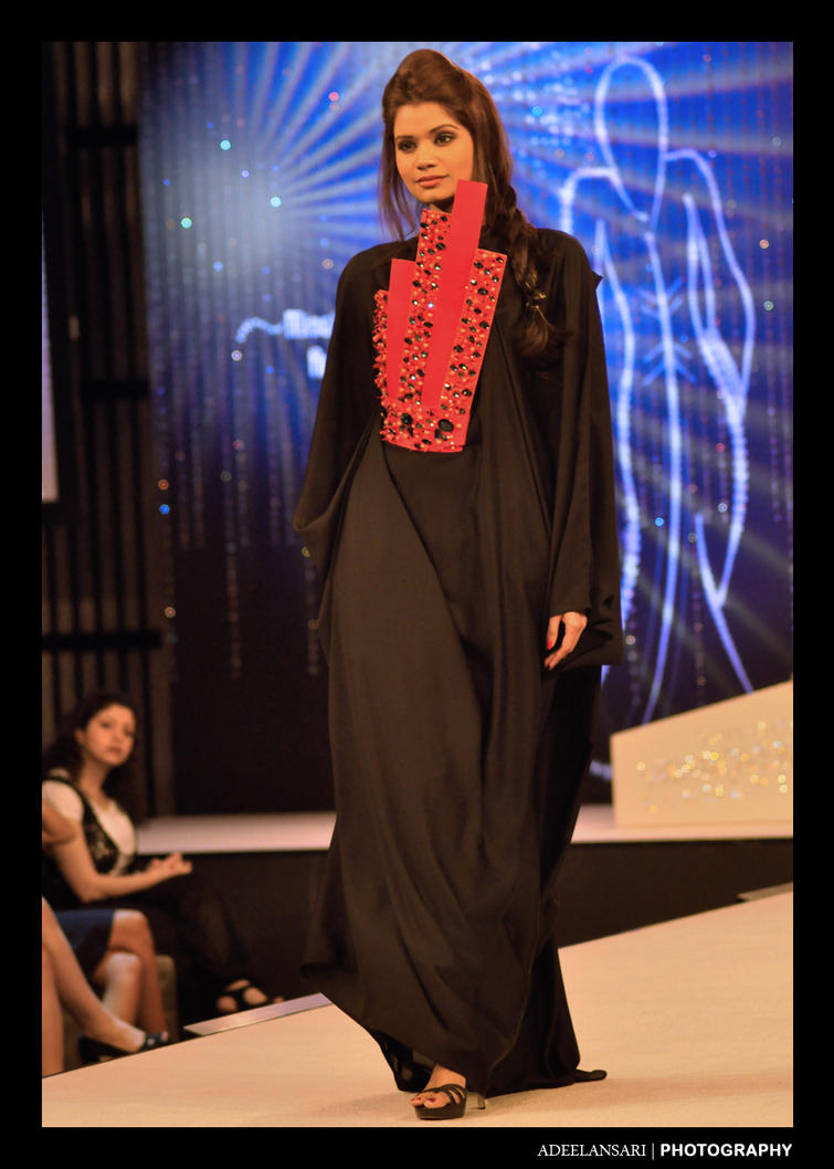 Persil Abaya Fashion Show 10 By Aldraco On Deviantart
