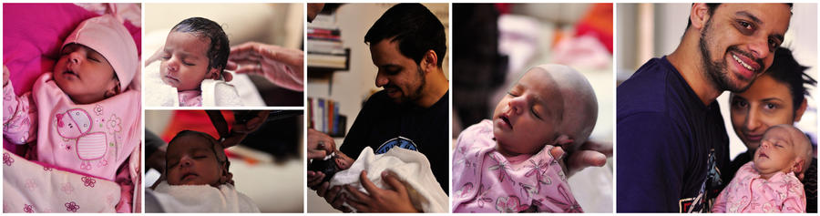 Aqiqa of Inaya Adeel Ansari