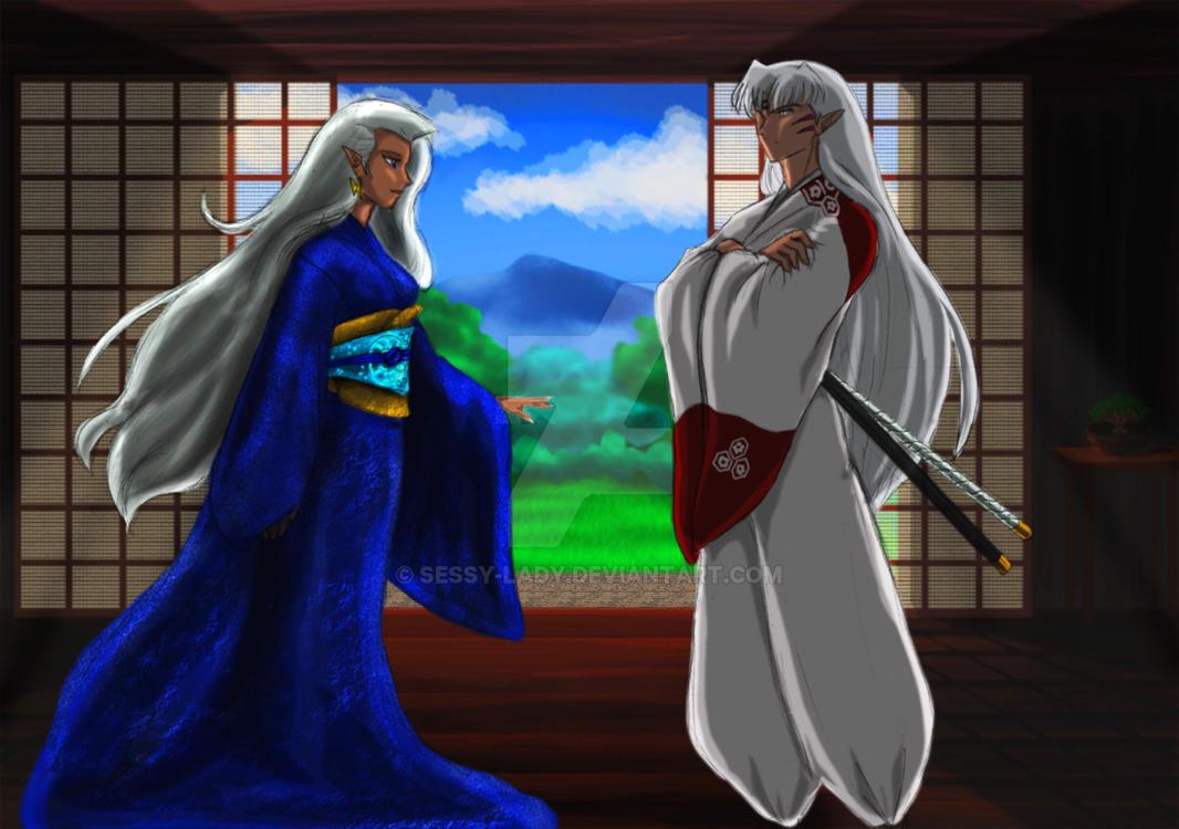 Sesshomaru: I will not allow it by Sessy-Lady