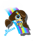 Rainbowpuff Girl: Blissa