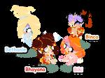 The Seasonpuff Girls