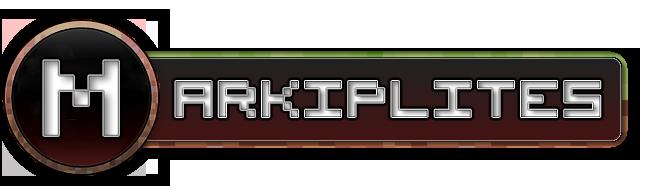 Markiplites Website Logo by Pick-blue