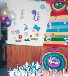 Tiny Toons Party Decorations 05