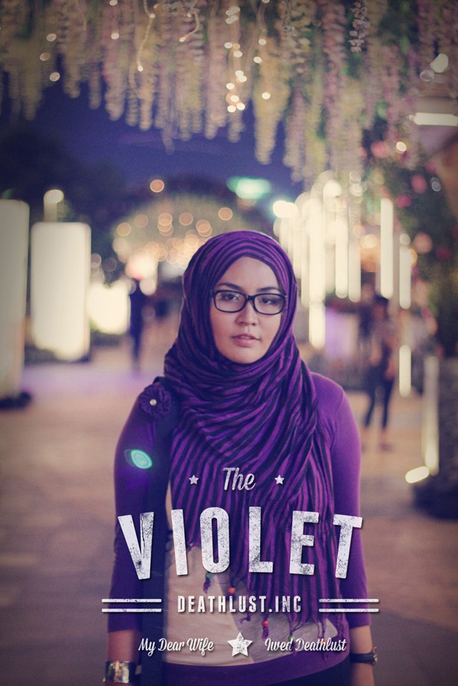 the Violet by diefor