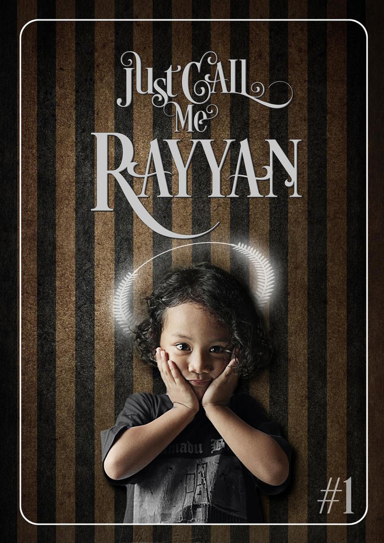 #1 - justcallme - Rayyan by diefor