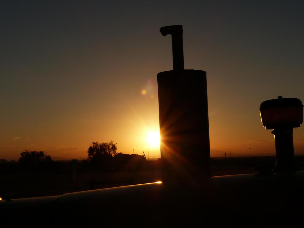 John Deer at sunset by xXgabby-louXx