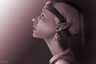 Young Princess by LilliamRose