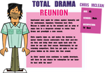 Total Drama Reunion - Chris Promo