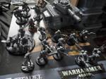 Warhammer models