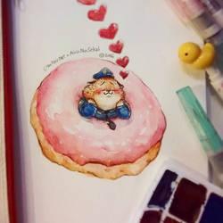 Zootopia - Donuts Lover