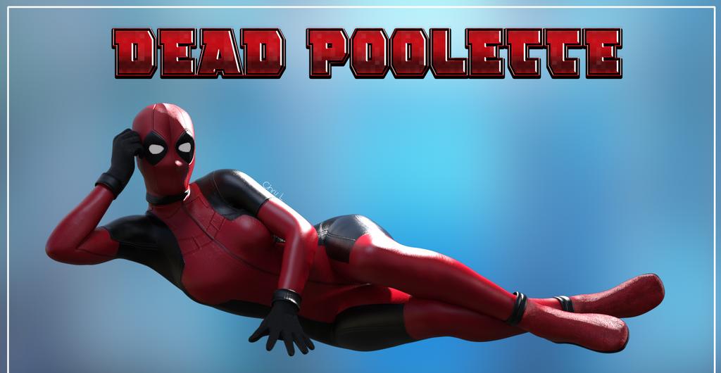 Deadpoolette00001 by lacroixchris