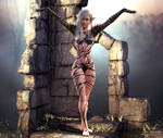 Dark war elfe by lacroixchris