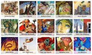 Influence Map by AdamHunterPeck