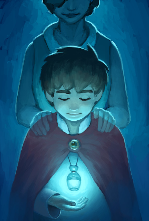 Take Heart (Ni No Kuni) by AdamHunterPeck